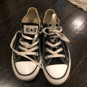 Traditional converse